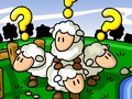 Puzzled Sheep